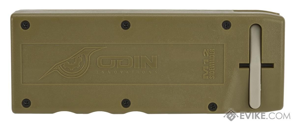 Odin Innovations M12 Sidewinder Speed Loader (Color: Dark Earth)