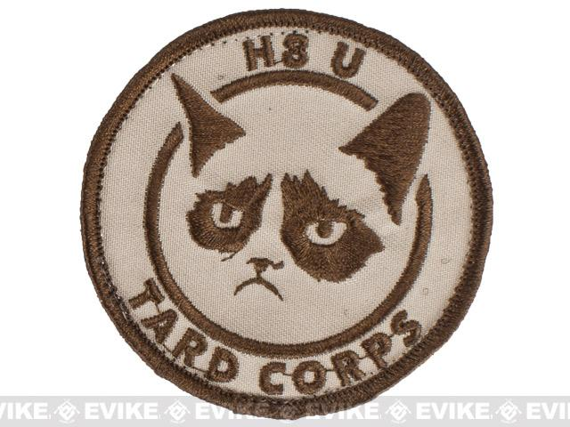 ORCA Industries H8 U Tard Corps Embroidered Patch