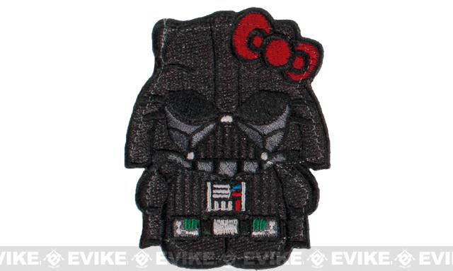 z ORCA Industries Darth Vader Kitty Embroidered Patch