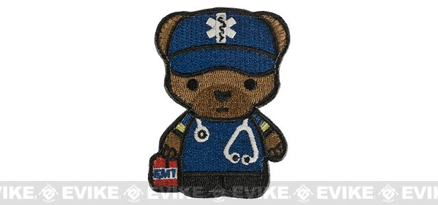 ORCA Industries Kuma Korps - EMT Bear Embroidered Patch