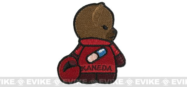 Orca Industries Kuma Korps - Kaneda Bear Embroidered Patch