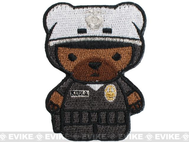 z ORCA Industries Kuma Korps - Police Embroidered Patch