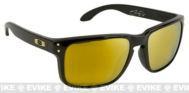 Oakley Holbrook Shaun White Edition with 24K Iridium Lenses