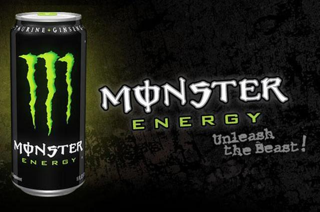Monster Energy Drink - Original