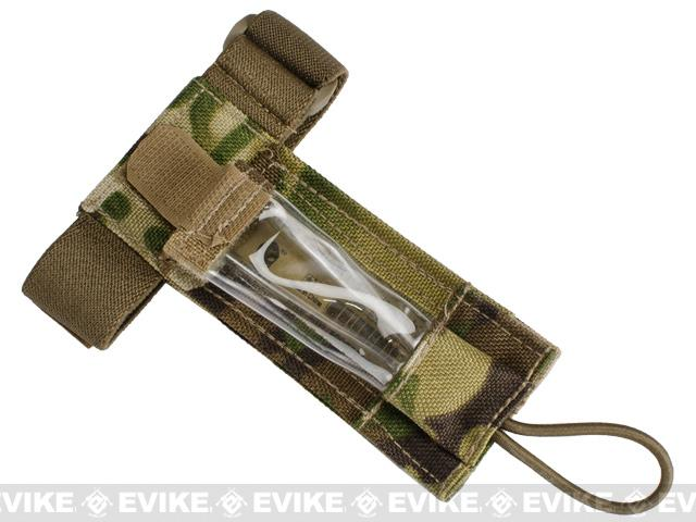 Matrix GPS Pouch for Garmin foretrex 101 - Land Camo