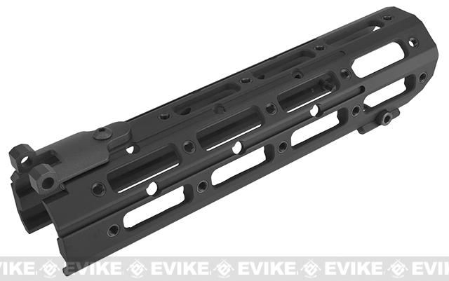WE-Tech Replacement 9.5 Modular Handguard for MSK Series Airsoft GBB Rifles - Part# 11 (Black)