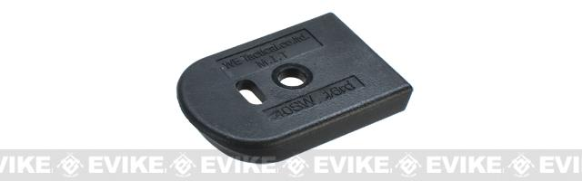 WE-Tech Magazine Baseplate for DM40 / XDM Series Airsoft GBB Pistols