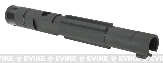 Wii Tech Aluminum Outer Barrel for KSC System-7 MP9 Series GBB SMG's - Black