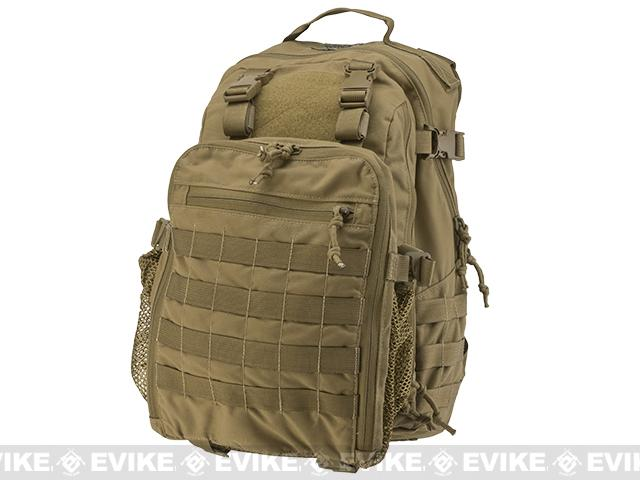 MSM Mil-Spec Monkey Boss Beaver Backpack - Coyote Brown