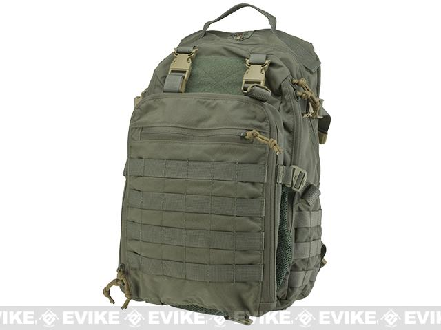 MSM Mil-Spec Monkey Boss Beaver Backpack - Ranger Green