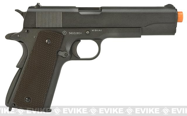 Colt 100th Anniversary Licensed Full Metal M1911 A1 Airsoft CO2 GBB by KWC (350 FPS Version)