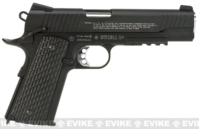 Blackwater BW1911 R2 CO2 Powered Blowback 1911 4.5mm Air Gun (.177 cal AIRGUN NOT AIRSOFT)