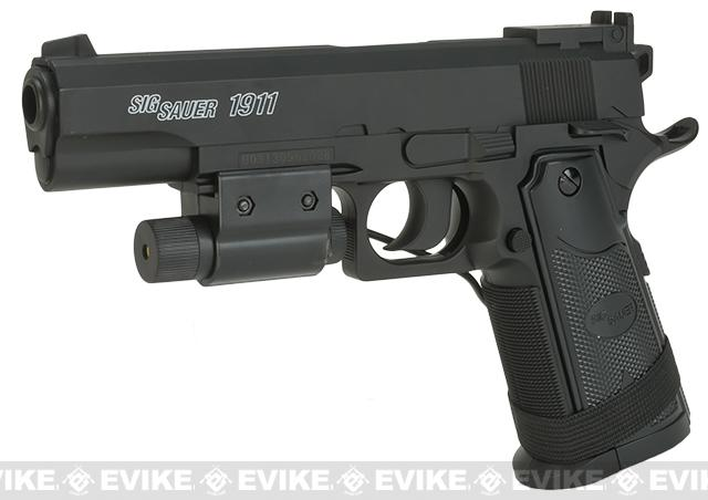 Sig Sauer GSR 1911 4.5mm CO2 Powered Non-Blowback Airgun (4.5mm AIRGUN NOT AIRSOFT)