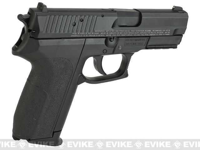 Sig Sauer SP2022 Co2 Powered BB Pistol (.177cal Airgun NOT AIRSOFT) - Metal Slide