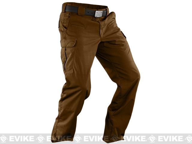 5.11 Tactical Stryke Pants w/ Flex-Tac - Battle Brown (Size: 32x32)