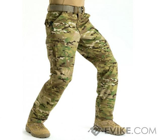 5.11 Tactical TDU Pants - Multicam (Size: Small)