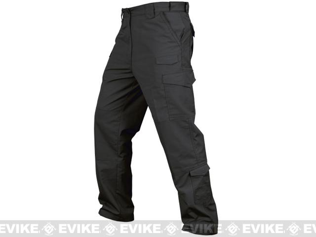 Condor Lightweight Ripstop Tactical Pants - (Black / 36