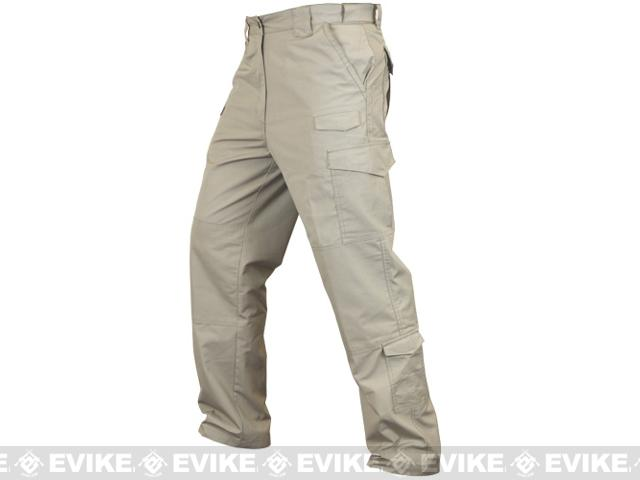 Condor Lightweight Ripstop Tactical Pants - (Khaki / 34
