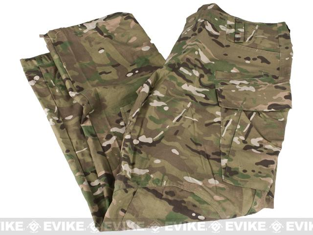 Emerson High Speed Combat Pants - Camo (Size: 34W)