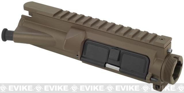 z AIM Factory Spare ABS Upper Receiver for M4 / M16 Series Airsoft AEG Rifle - Tan