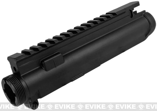 G&G Metal Upper Receiver For Non-Blowback M4 Series Airsoft AEG Rifles - Black