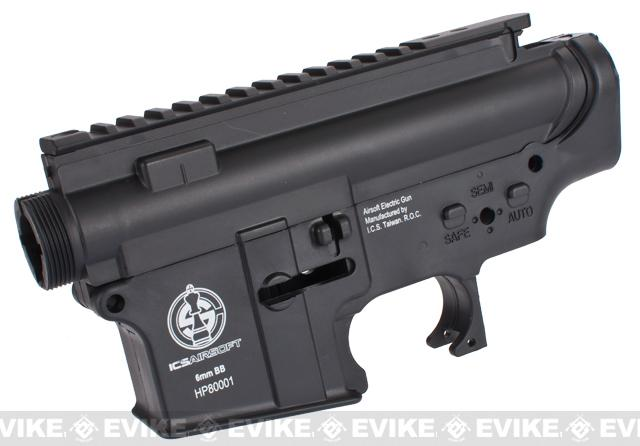 ICS Polymer Receiver for M4 / M16 Series Airsoft AEG Rifles