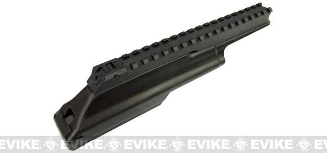 ICS Replacement Upper Railed Housing Cover for ICS Galil Series Airsoft AEG (MG-35)