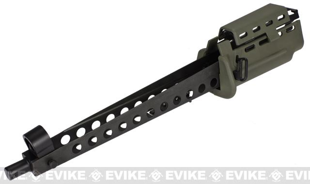 Handguard Set for ICS L86 Airsoft AEG Rifle