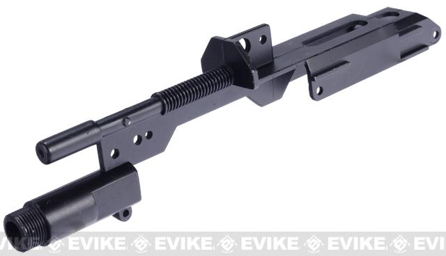 OEM Metal G36C / MK36C Airsoft AEG Upper Barrel Base