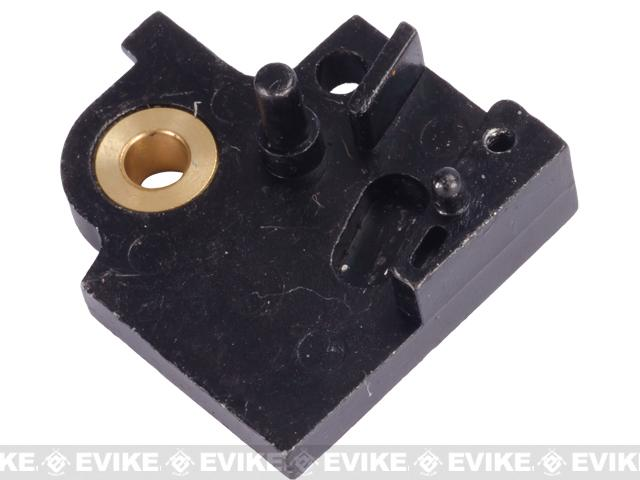 WE M14 Airsoft GBB Rifle Part #28 + #34 - Hammer Housing (Right Side) + Pin bushing