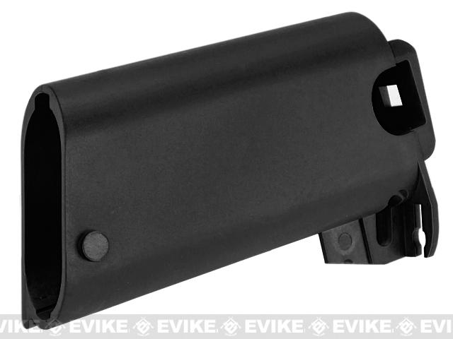 Stock Base for WE SCAR Series Airsoft GBB Rifle - Black