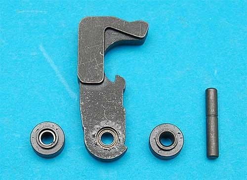 G&P Steel Bearing Hammer Pin Set For WA M4 Gas Blowback Airsoft Rifle Series