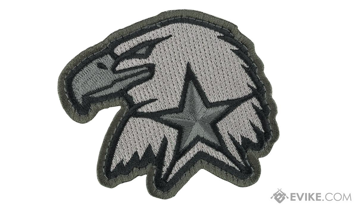 Mil-Spec Monkey Eagle Star Morale Patch (Color: Urban)