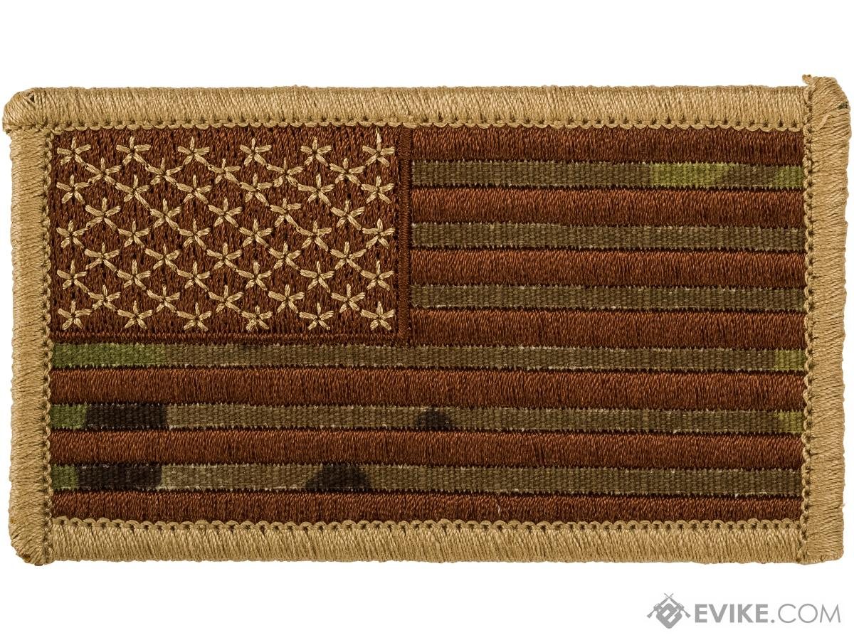 Rotchco Velcro U.S. IFF Flag Patch - Multicam
