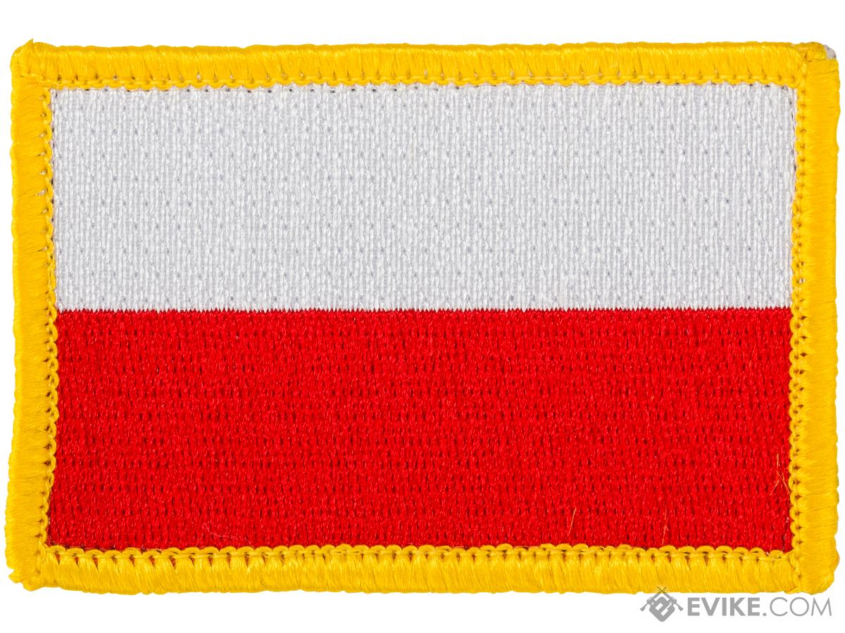 Matrix Hook and Loop Morale Patch (Country: Poland)