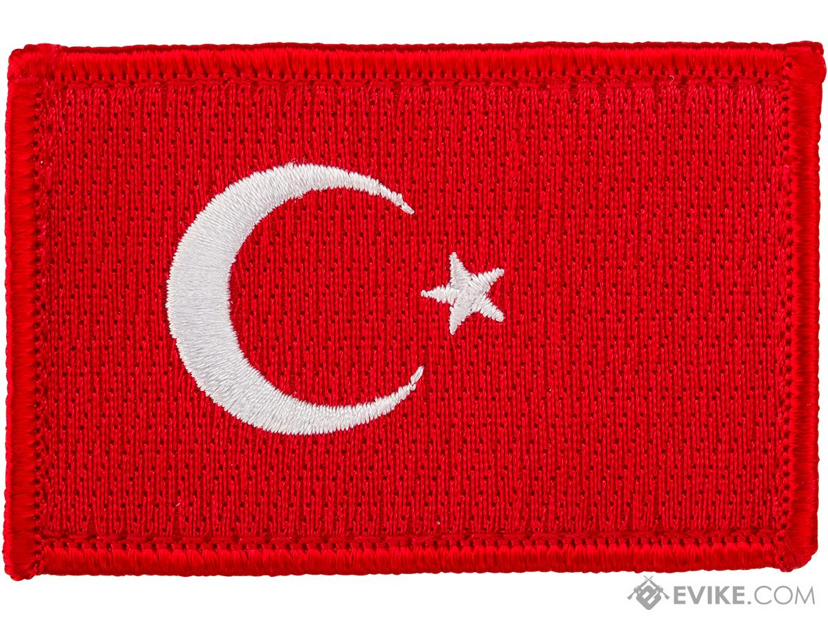 Matrix Hook and Loop Morale Patch (Country: Turkey)