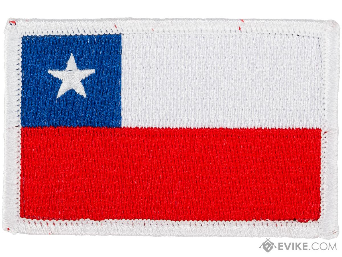 Matrix Hook and Loop Morale Patch (Country: Chile)