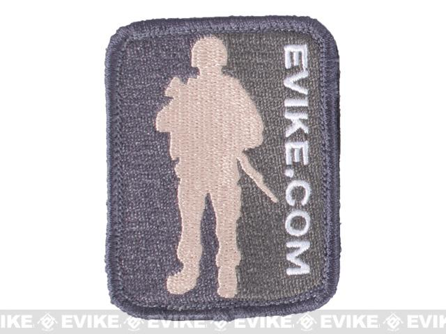 z Evike.com Morale Infantry IFF Hook & Loop Patch - ACU