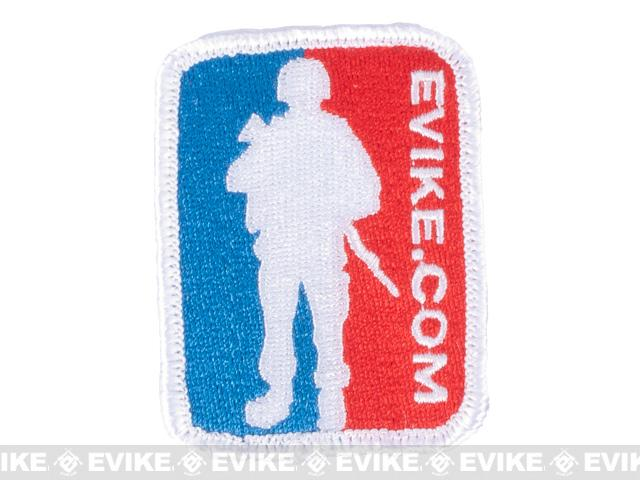 Evike.com Morale Infantry IFF Hook & Loop Patch - Red, White & Blue