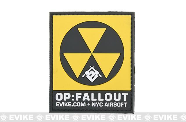 Evike.com OP Fallout PVC Morale Patch