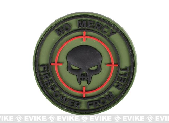 PVC IFF Hook and Loop Morale Patch -