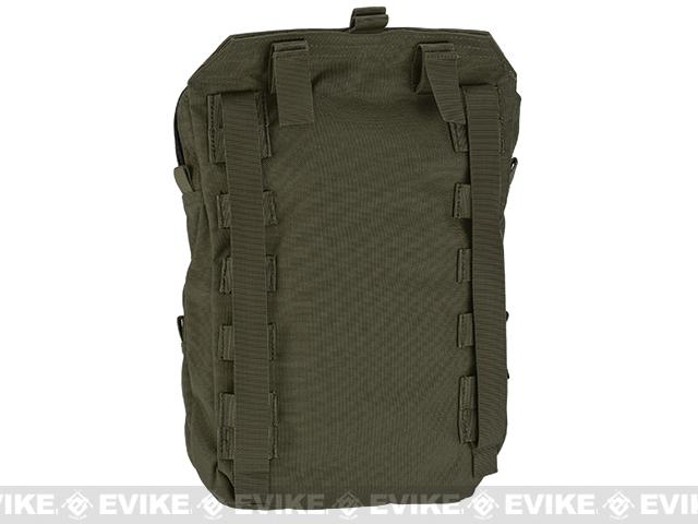 Pro-Arms Plate Carrier Back Bag - Ranger Foliage