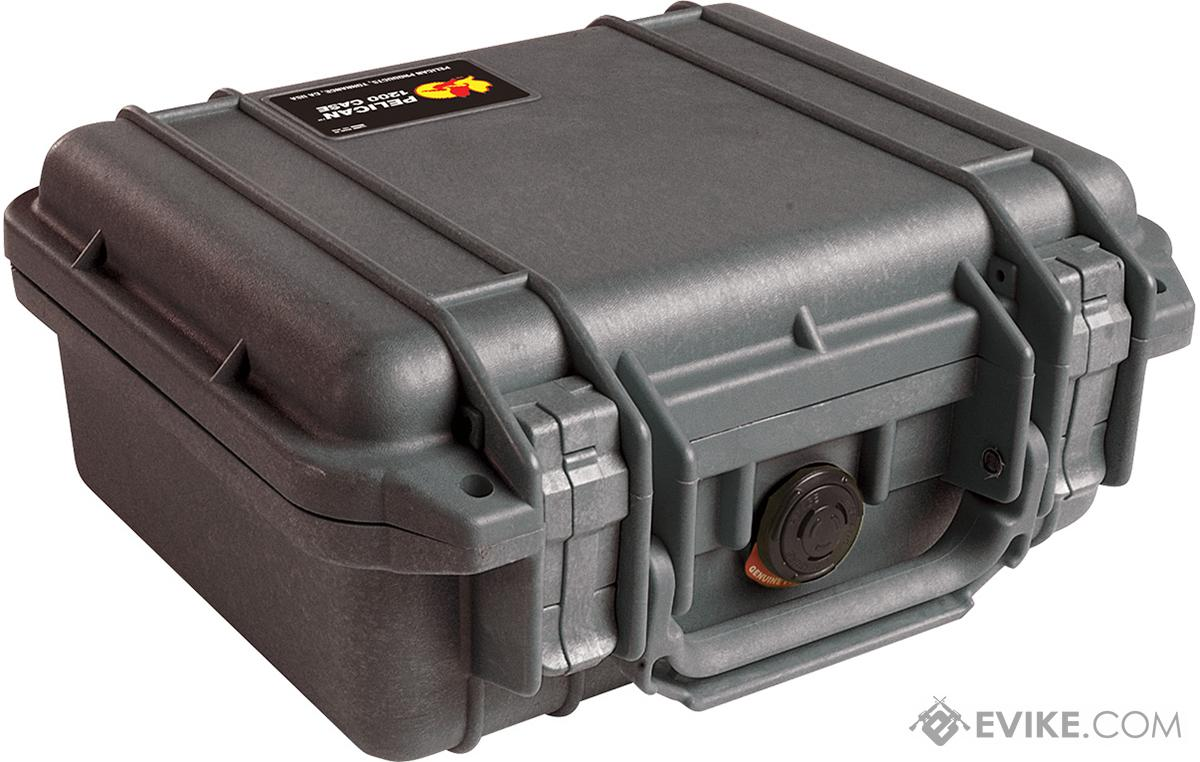 Pelican™ 1200 WL/WF Multi-Purpose Case - Black