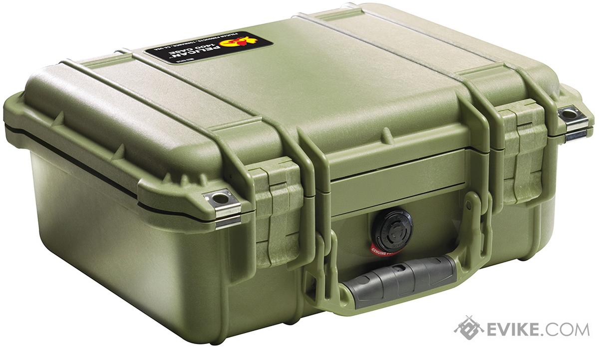 Pelican™ 1400 WL/WF Multi-Purpose Case - Black