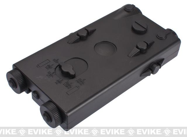 ICS AN/PEQ2 Type Airsoft AEG Battery Box