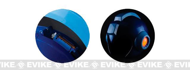 Officially Licensed Capcom Mega Man Wearable Helmet Prop Replica