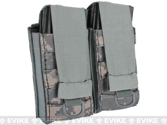 Phantom Aggressor MOLLE Ready M4 AK MP5 Magazine Pouch - Double / ACU