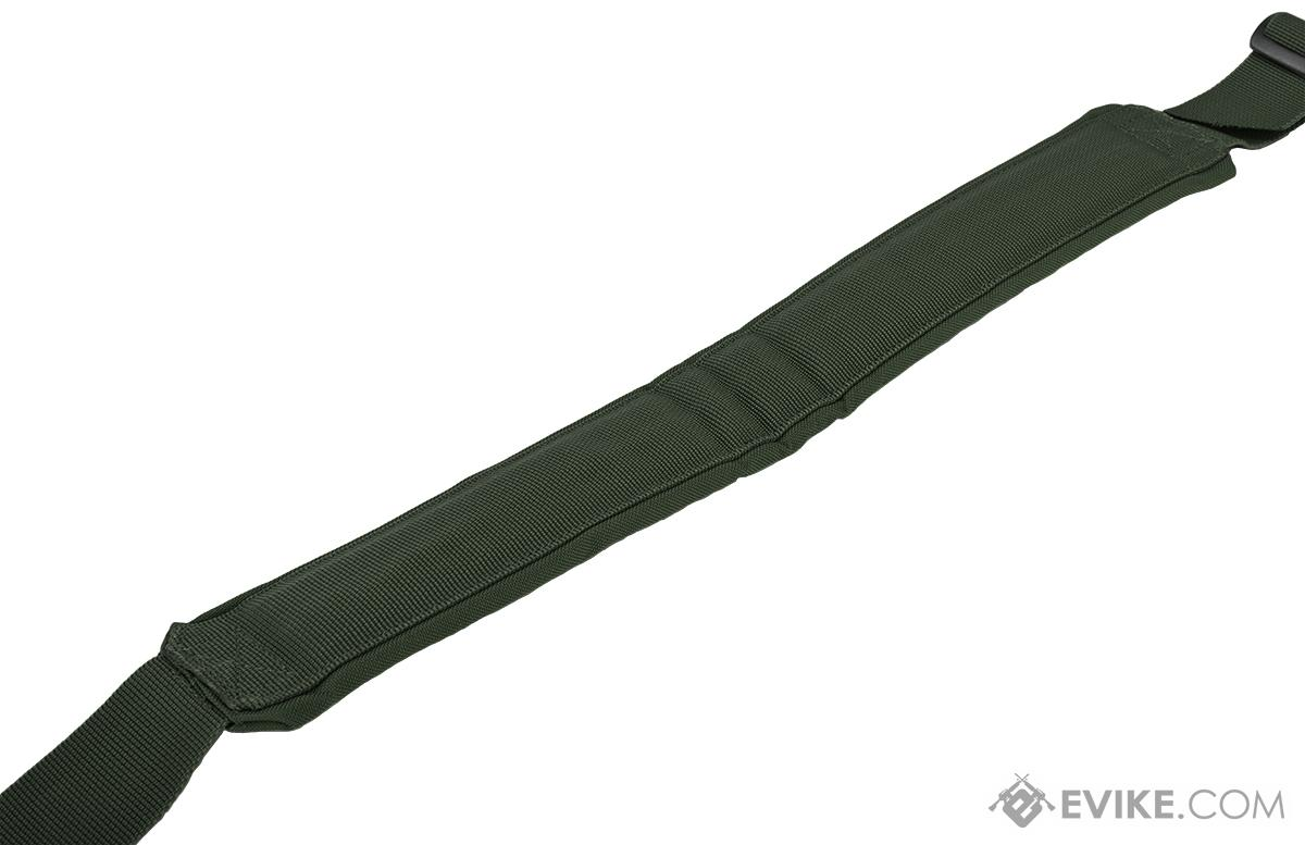 Phantom M60 / M249 Type Heavy Machine Gun Shoulder Sling OD Green
