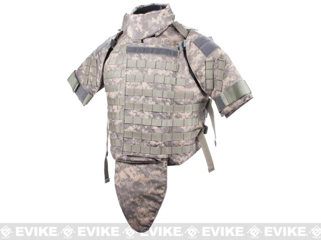 Phantom Interceptor Replica Modular OTV Body Armor / Vest - Medium (ACU)