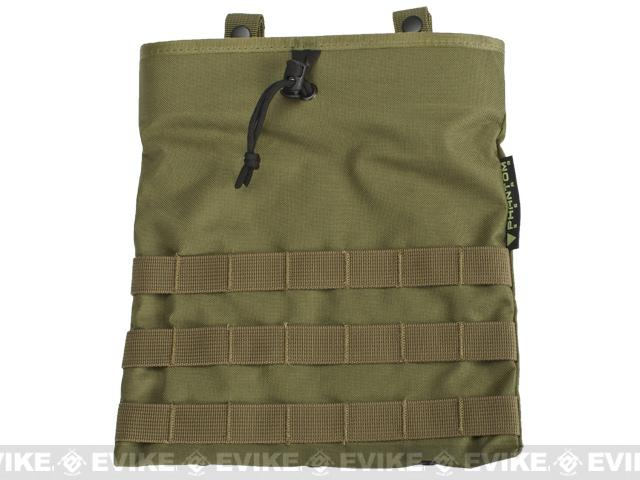 Phantom Level-3 High Speed Modular Tactical Dump Pouch - Tan